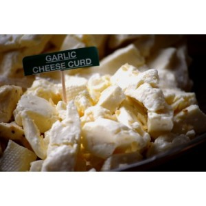 Garlic Cheese Curd